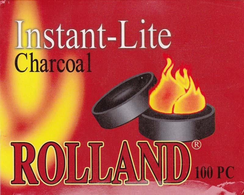 Charcoal tablet 33mm calibre