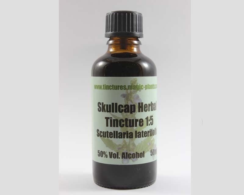 Skullcap herbal tincture